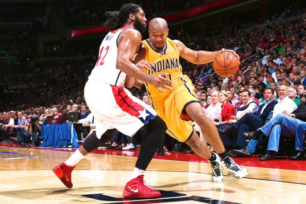 Pacers vs. Wizards: Game 3 Score and Twitter Reaction from 2014 NBA Playoffs