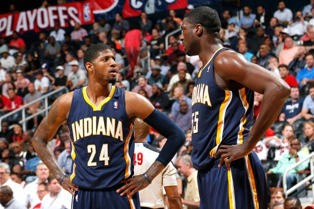 Paul George, Roy Hibbert Finding Pulse, but Indiana Pacers Remain Very Flawed