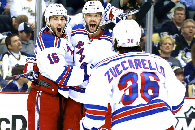Winning for Marty: Rangers Stave off Elimination with Emotional Performance