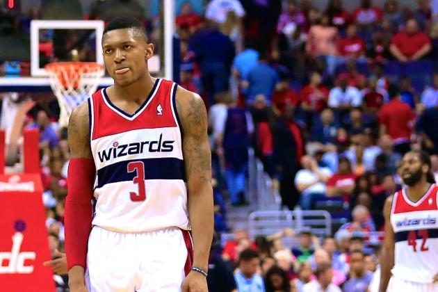 Wizards' 63-Point Game 3 Is 4th-Lowest Playoff Total in Shot-Clock Era