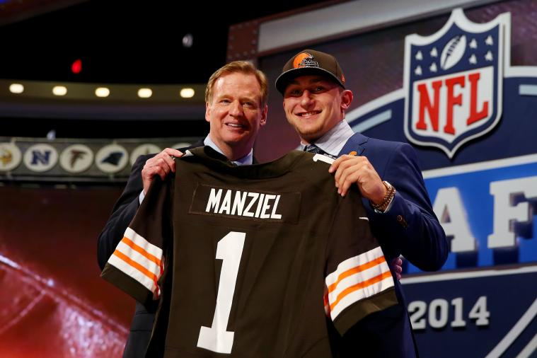 NFL Draft Results 2014: Complete List of Rounds 1-3 Grades for Each Franchise