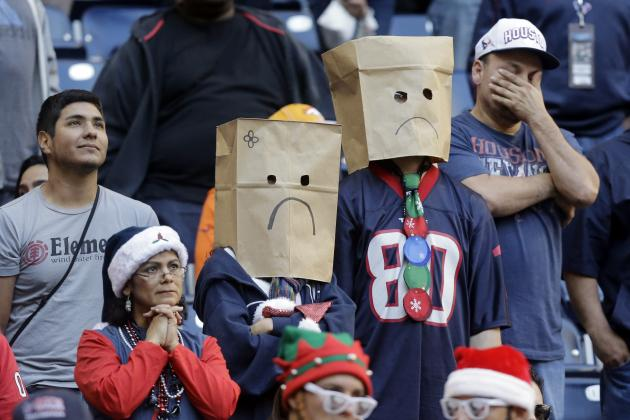 Texans Failure to Address QB Position in Draft Will Cost Team Dearly in 2014