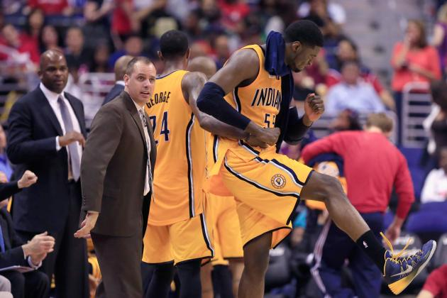 Pacers Rule with Defense to Take 2-1 Lead
