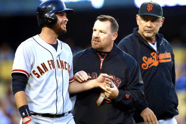 Brandon Belt Injury: Updates on Giants 1B's Broken Thumb and Return