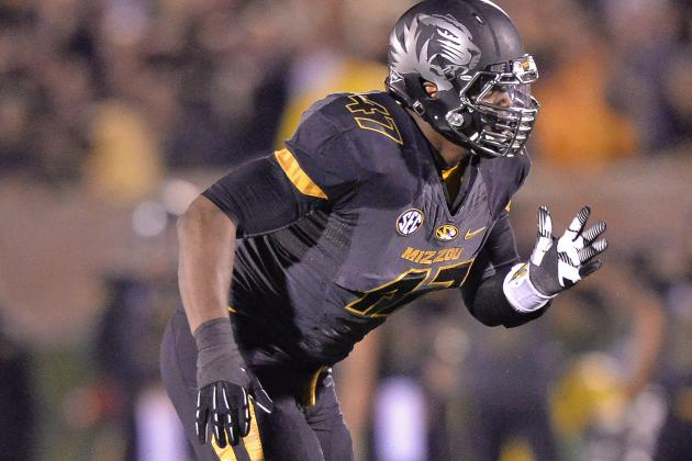 Panthers Draft DE Ealy in Second Round