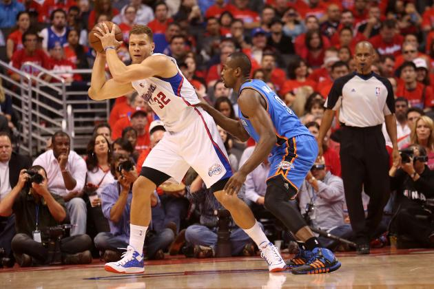 Oklahoma City Thunder vs. Los Angeles Clippers: Game 3 Grades and Analysis