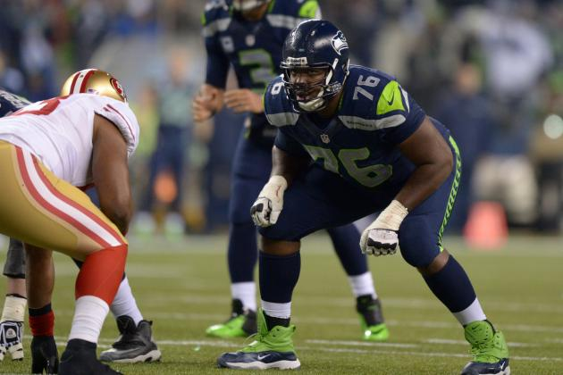 Russell Okung Injury: Updates on Seahawks Tackle's Foot and Recovery