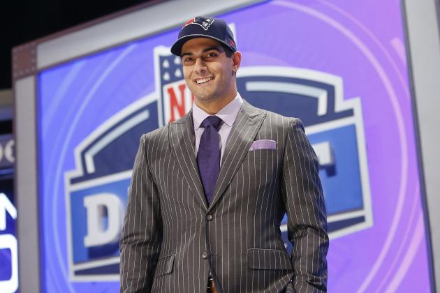 NFL Draft Order 2014: Updated List of Picks Following Day 2 Results