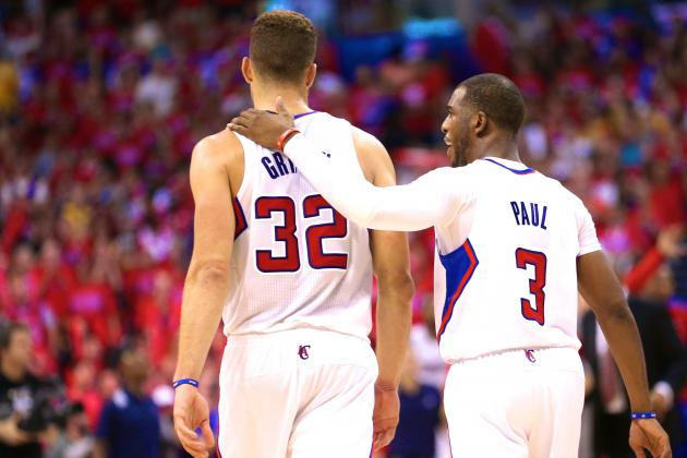 Why Blake Griffin and Chris Paul Can't Beat the Thunder on Their Own