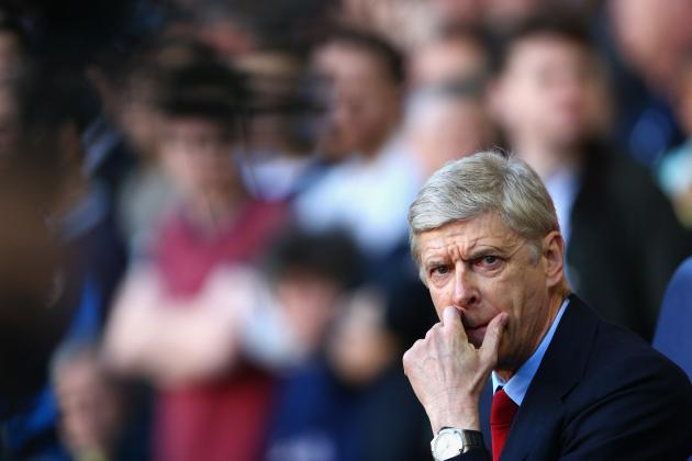 Arsenal Boss Arsene Wenger Reportedly Offered Monaco Manager's Job