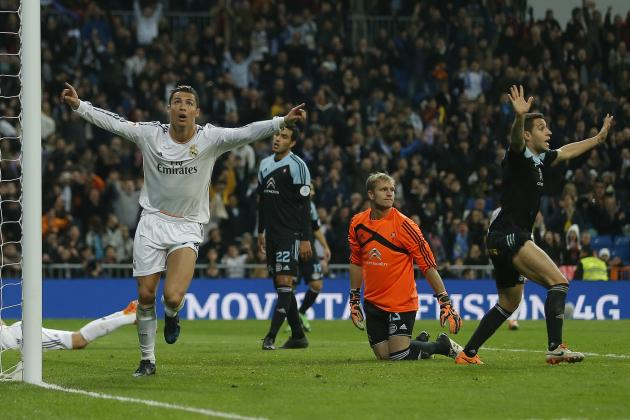 Celta Vigo vs. Real Madrid: Date, Time, Live Stream, TV Info and Preview