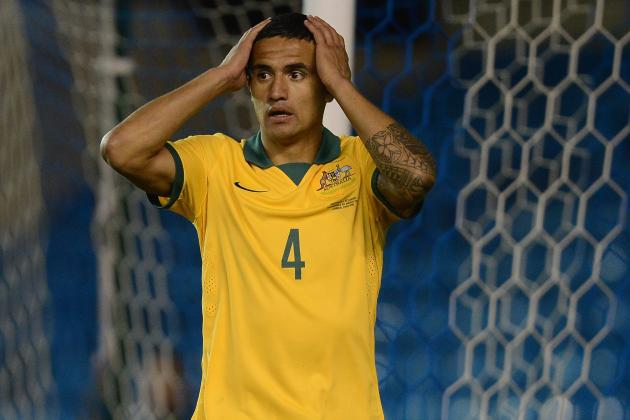 Why Tim Cahill Will Be Australia's Major Weapon at the World Cup