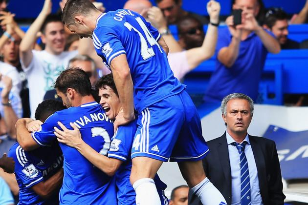 What Jose Mourinho Should Put in His Report to Chelsea Owner Roman Abramovich