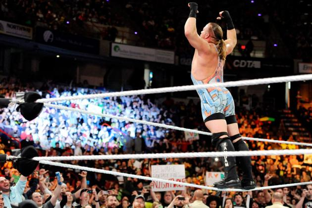 Rob Van Dam Must Evolve Character or Risk Staleness