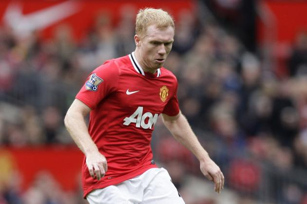 Paul Scholes and Son Turn out in Charity Match Against Greater Manchester Police