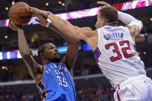 NBA Playoffs 2014: Updated Conference Semifinal Bracket and Game 4 Odds