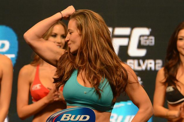 Miesha Tate: 'I Want to Be Paid More'