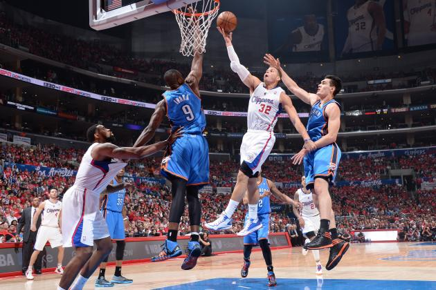 NBA Playoff Schedule 2014: TV Info, Updated Bracket and Sunday Game Previews