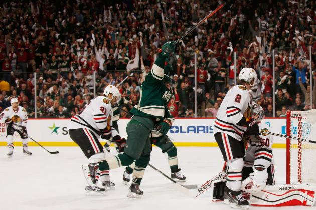 Chicago Blackhawks Need to Get to Work vs. Minnesota Wild in Game 5