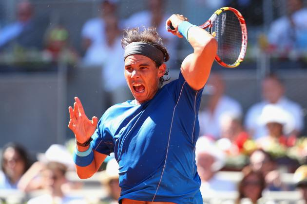 Rafael Nadal vs. Roberto Bautista Agut: Score and Recap from Madrid Open 2014