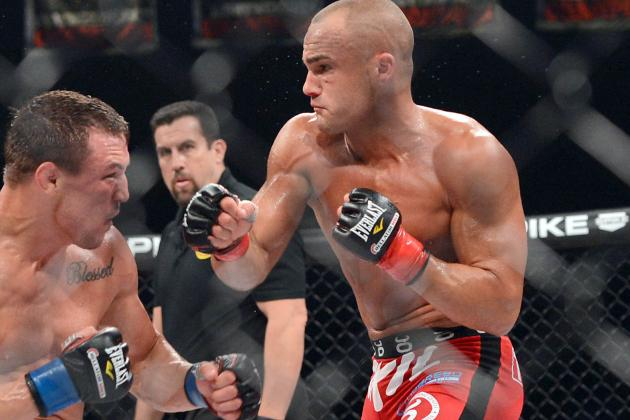 Eddie Alvarez Reportedly Withdrawing from Bellator 120 Title Fight