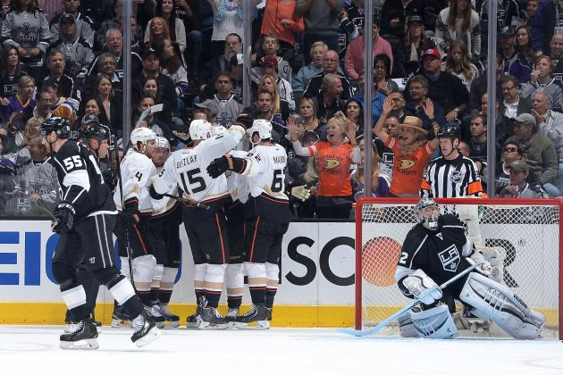 2014 Stanley Cup Playoffs: Road Teams Finding Stride After Early Home Domination