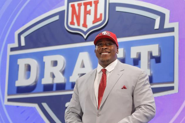NFL Draft Picks 2014: Updated List of Grades and Selection Order for Each Team