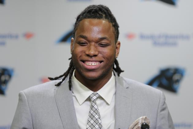 NFL Jerseys Online - Kelvin Benjamin Poised to Become Next Elite Carolina Panthers Wide ...
