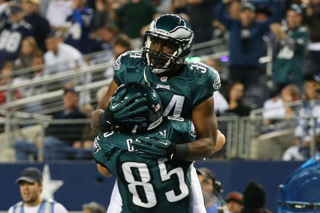 Report: Eagles Trade Bryce Brown to Bills