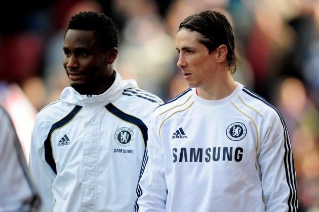 Torres, Gaitan & Obi Mikel Could Join Vidic at Revamped Inter Milan Next Season