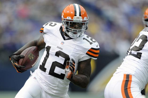 Josh Gordon's Unclear Status Dims Browns' Offensive Additions in 2014 NFL Draft