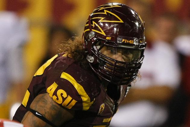 2014 NFL Draft: How Carl Bradford Fits with the Green Bay Packers
