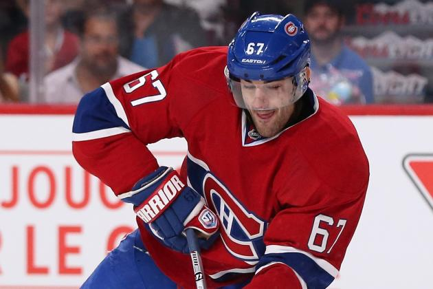 Therrien: When Pacioretty Gets Hot, He'll Get 'Really Hot'