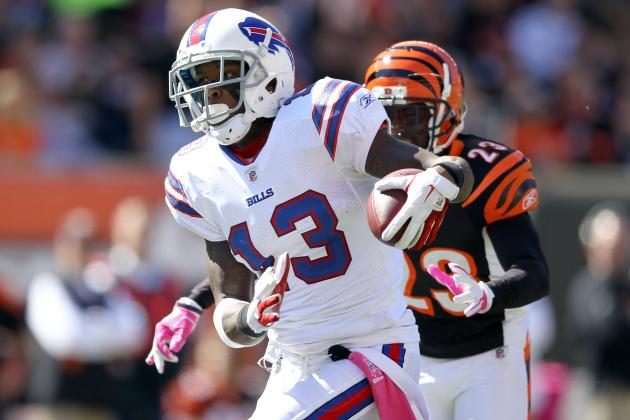 Stevie Johnson Deal Must Force San Francisco 49ers to Diversify Offense