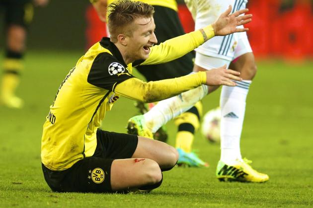 Marco Reus Injury: Updates on Borussia Dortmund Star's Foot and Return