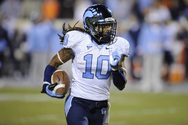 How Tre Boston Fits with the Carolina Panthers