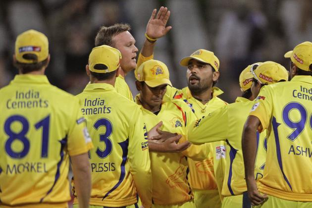 Mumbai Indians vs. Chennai Super Kings, IPL 2014: Highlights, Scorecard, Report