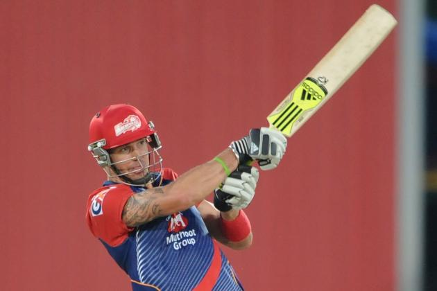 Kevin Pietersen's Return to Form Too Little Too Late for Delhi Daredevils in IPL