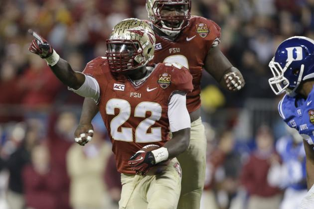 Florida State LB Telvin Smith Could Be Steal of the Draft by Jaguars