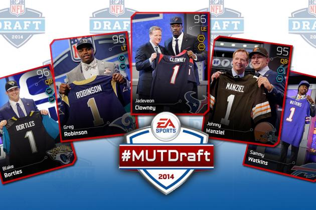 Madden Ultimate Team: Highlighting NFL Draft Day Experience and New Features