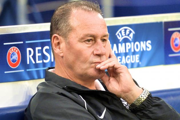 VfB Stuttgart Manager Huub Stevens Resigns After Avoiding Relegation