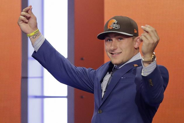 Johnny Manziel Has Already Revitalized the Cleveland Browns
