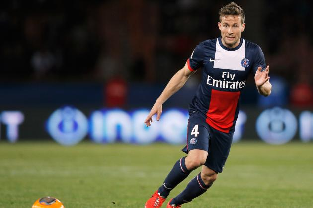 Yohan Cabaye Injury: Updates on PSG Star's Status and Return