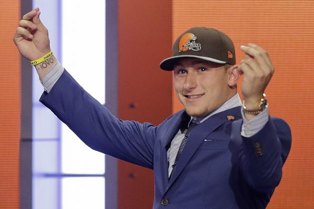 Debate: What's Your Grade for the Browns' 2014 Draft?