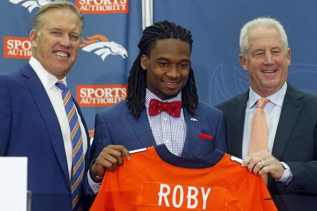 Debate: What's Your Grade for the Broncos' 2014 Draft?