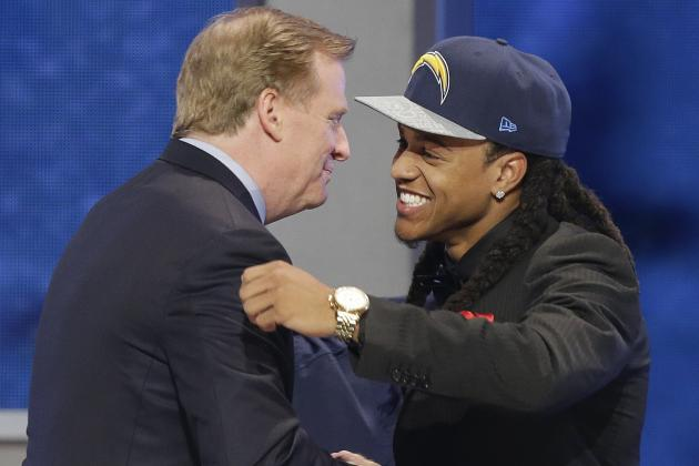 Debate: What's Your Grade for the Chargers' Draft?