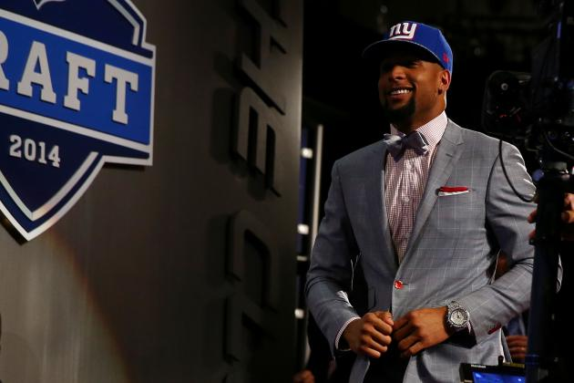 Debate: What's Your Grade for the Giants' 2014 Draft?