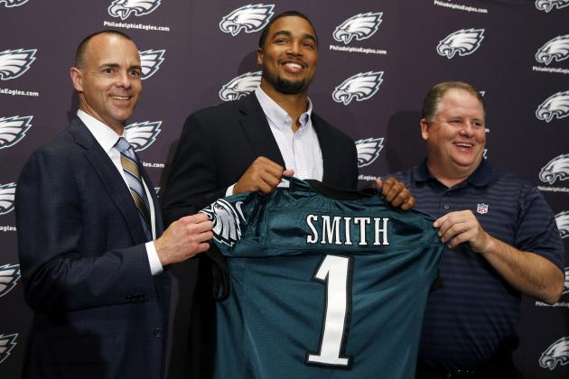 Debate: What's Your Grade for the Eagles' 2014 Draft?