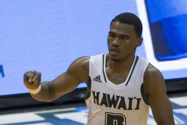 Ex-Hawaii G Shamburger Transfers to Mizzou