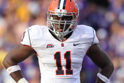 2014 NFL Draft Profile: Marquis Spruill
